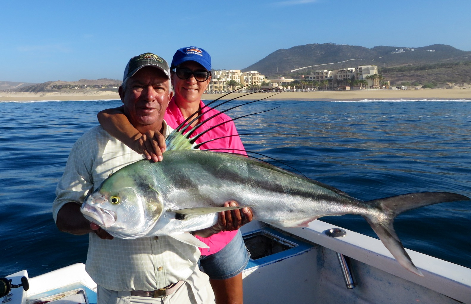 Rooster Fish in Los Cabos