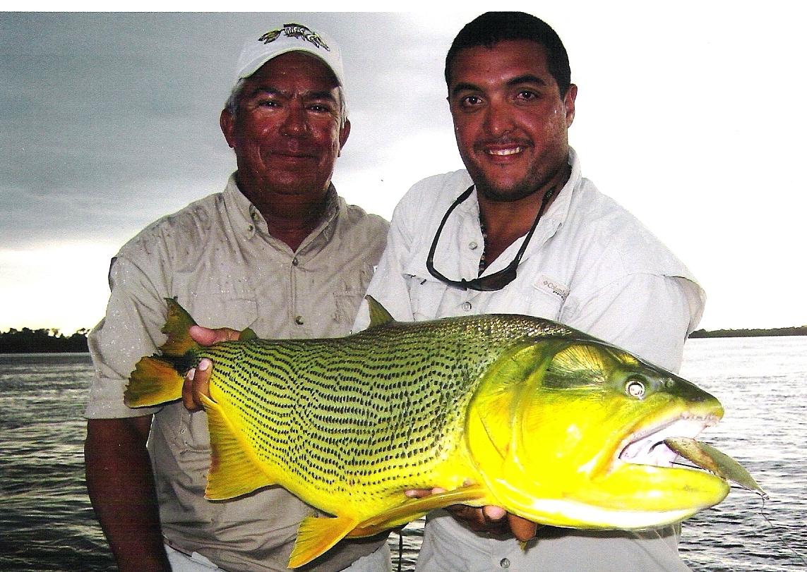 golden dorado in Paraguay