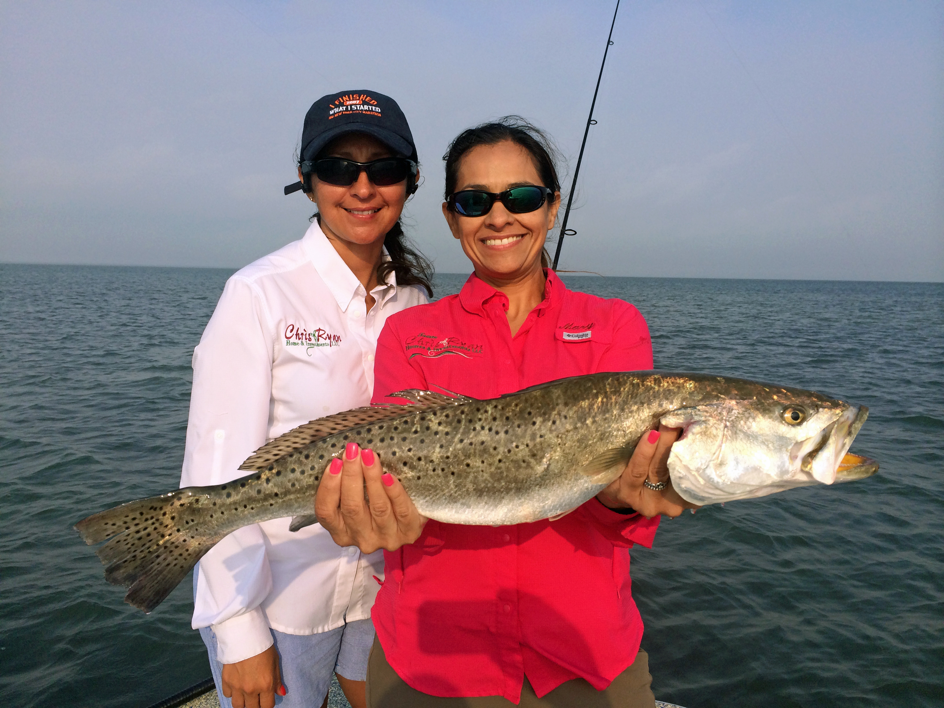 Monster trout South Padre Island